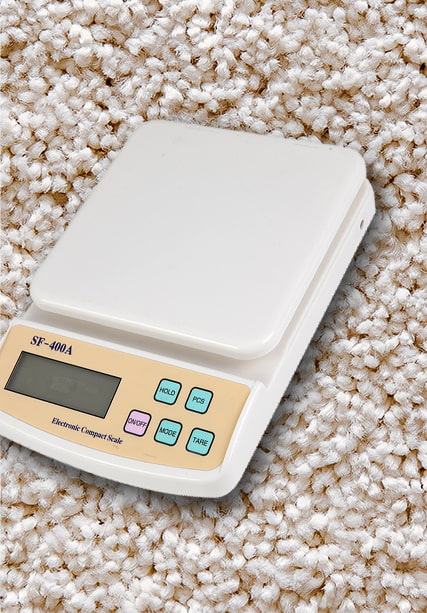 Electronic Kitchen Scale ZH9117