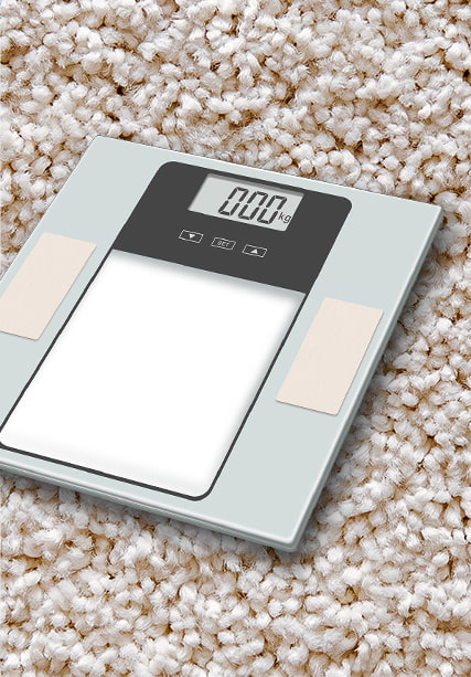 Electronic Body Fat Scale ZT5106G