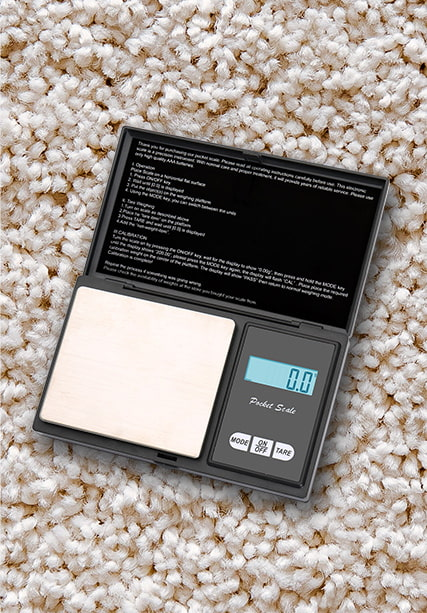 Digital Pocket Scale ZH7119
