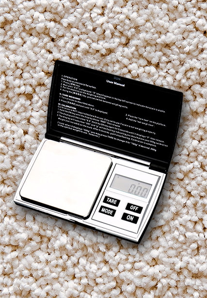 Digital Pocket Scale ZH7121