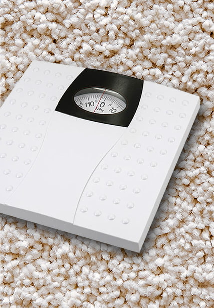 Mechanical Bathroom Scale ZT3077