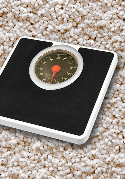 Mechanical Bathroom Scale ZT3062B