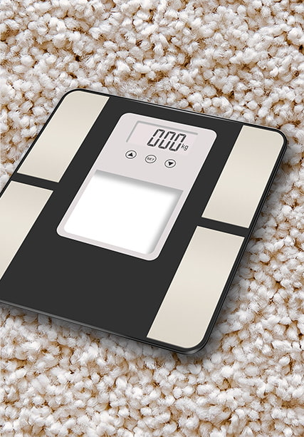 Electronic Body Fat Scale ZT5106B1