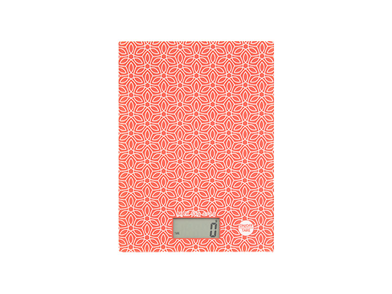 Electronic Kitchen Scale KCE-029(Bamboo fbre)